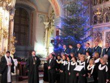 Рідкісні колядки звучали на великому різдвяному концерті в Ужгороді