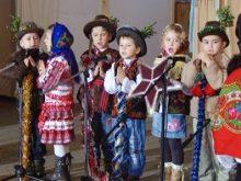 На Тячівщині та Рахівщині пройшов традиційний огляд-конкурс колядок «Вифлеємська зіронька»