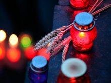 Як на Закарпатті вшановують пам'ять жертв голодоморів