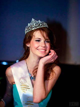 Міс Ужгород-2015  стала… мукачівка Інесса Товт