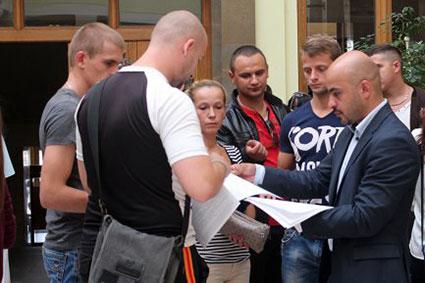 Можемо похвалитися одним із найбільших конкурсів у нову поліцію в Україні