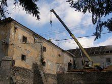 Наші польські партнери  поки що задоволені тим, як іде реставрація «Совиного гнізда»