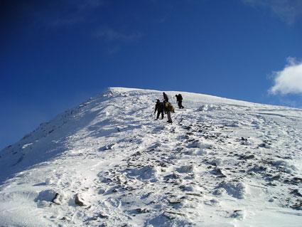 На Драгобраті відшукали сноубордистів, які заблукали