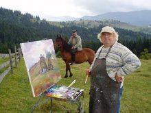 Василя Свалявчика в народні художники рекомендувала Міжгірщина