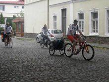 Із Чопа до мілового на велосипеді