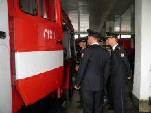 Чеські рятувальники подарували своїм закарпатським колегам бойовий одяг  та спецспорядження
