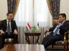 Завтра на Закарпатті відбудеться зустріч міністрів України та Угорщини