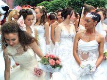 На VI закарпатський парад наречених тільки за тиждень зареєструвалося вже 40 учасниць