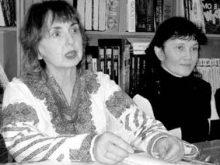 Ярослава Павличко відтворила в поезії «Ужгородські фрески»