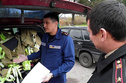 Нашим рятувальникам допомогли їхні швейцарські колеги