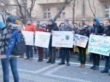 Закарпатці підтримали всеукраїнську акцію солідарності студентів