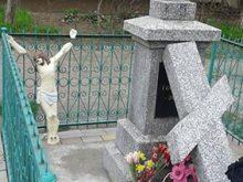 В Ужгороді вандали звалили хрест