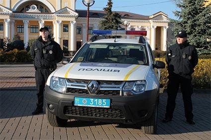 Нова патрульна поліція тепер уже й у Чопі