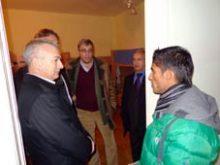Закарпатський пункт тимчасового розміщення біженців зацікавив чеського дипломата