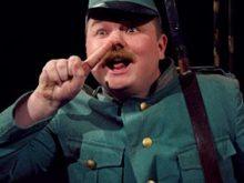 «Пригоди бравого солдата Швейка» знову на ужгородській сцені
