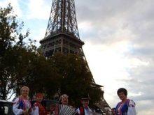 Іршавська «Кирниченька» повернулася з Парижа з дипломом лауреата