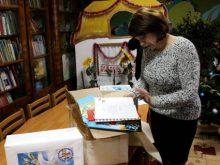 Закарпатці передали книжкове вітання дітям Луганщини