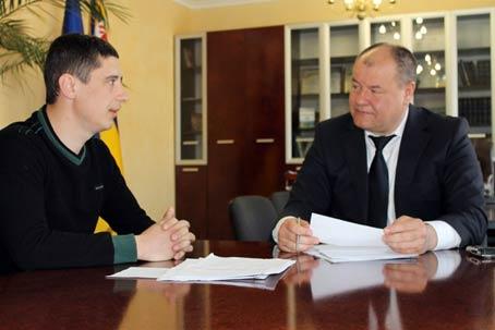 Ігор Свищо взявся особисто за вирішення проблем сільських громад