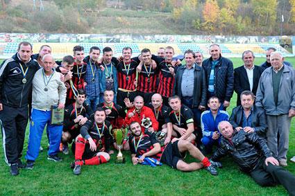 «Вільхівці» та «Говерла» – абсолютні чемпіони першої ліги, а у вищій лідирує «Ужгород»