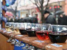 75 тисяч літрів вина продали на фесті в Мукачеві