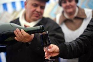 На святі святого Мартина міський голова Мукачева презентуватиме  вино власного виробництва