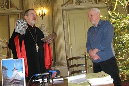 Вручили премії  ім. О.Михайла Лучкая і запросили на вертепне дійство