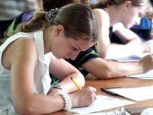 Пройти пробне ЗНО на Закарпатті зголосилося більше трьох тисяч школярів