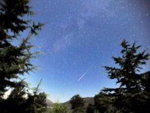 Серпневий зорепад вразить кількістю комет