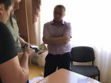 На хабарі затримали працівника Воловецької прокуратури