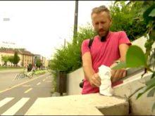 Міні-скульптури Колодка заселяють Будапешт