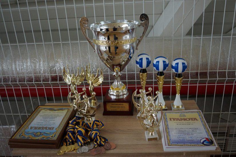 У Тячеві відбувся міжнародний турнір з волейболу