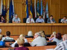 Міська влада Ужгорода та представники ОСББ спільно вирішували наболілі питання