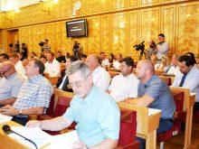 Депутати облради просять сприяння у розміщеніпунктів габаритно-ваговогоконтролю на Берегівщині