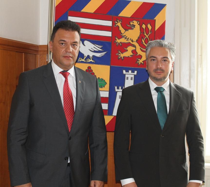 Очільники Закарпатського та Кошицького краю домовилися активізувати співпрацю та реалізовувати спільні проекти