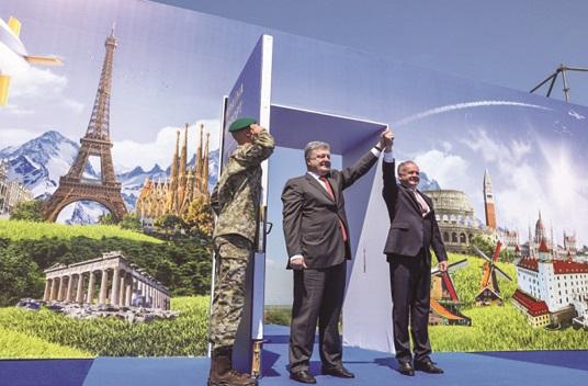 Україна – Словаччина: двостороннім відносинам уже чверть століття