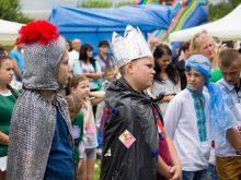 День Дунаю у краї відзначили у стилі середньовіччя