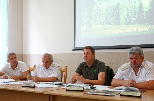 Закарпатські лісівники підсумували свою роботу у першому півріччі року