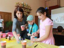"""""""Щасливі діти"""" взялися вирішити екологічні проблеми з громадою Кам'яниці"""