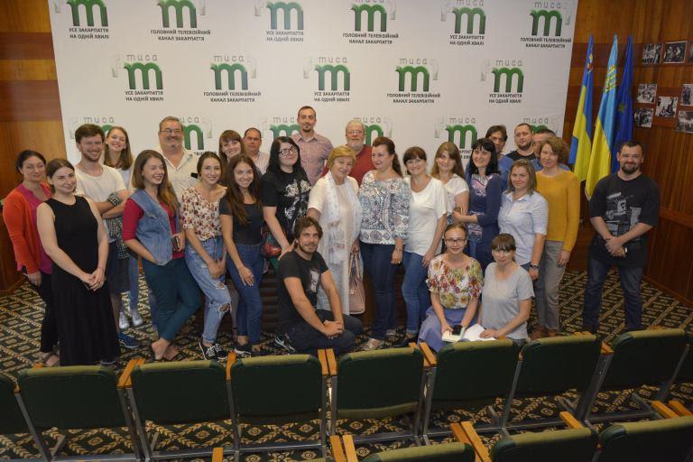 На Суспільному в Ужгороді розповіли як працювати із задоволенням