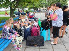 Діти загиблих учасників АТО відправились на відпочинок за кордон