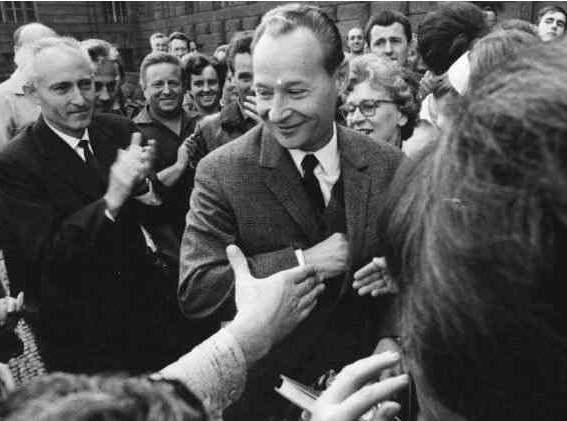 800 тисяч військових та 7000 танків і бронетранспортерів відновлювали «радянський порядок» у Чехословаччині в 1968-му