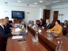 Представники ДФС та Фінансового директорату Словацької Республіки обговорили шляхи посилення співпраці у митному напрямі