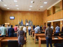 Сьогодні відбулася позачергова сесія Ужгородської міської ради