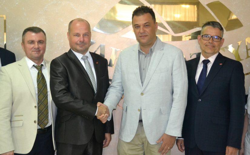 Чеський Мораво-Сілезький край наступного року офіційно співпрацюватиме із Закарпаттям