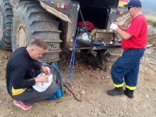 Гірські рятувальники надали допомогу любителям Карпат