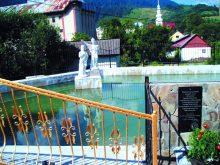У Міжгір'ї біля храму з'явився безкоштовний Божественний басейн