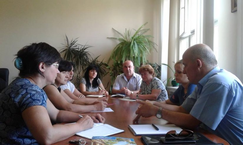 В Ужгороді керівники Пенсійного фонду та Закарпатської дирекції «Укрпошти» обговорилипитання своєчасної доставки пенсій