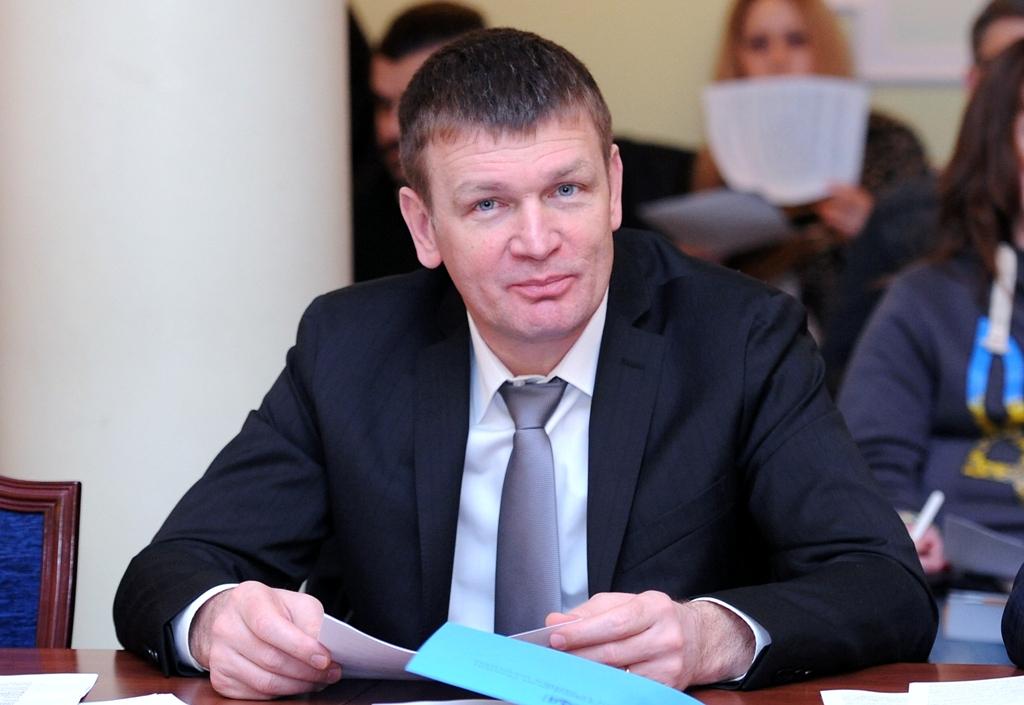 Народний депутат України Роберт Горват відзвітує в Ужгороді про свою роботу
