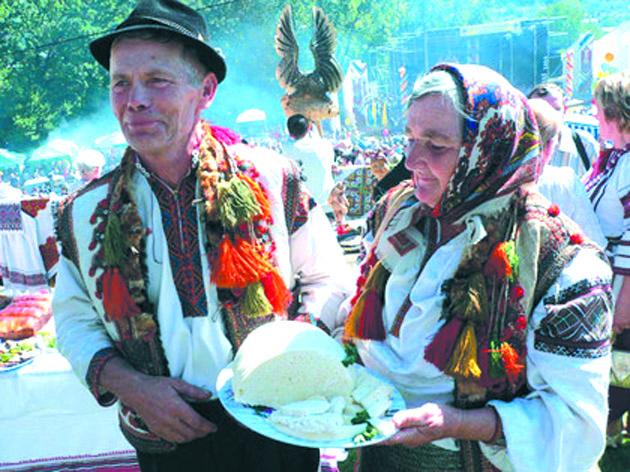 «Гуцульська бриндзя» запрошує гостей на найбільший гастрономічний фест Закарпаття