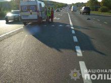 Поліція затримала іноземців при спробі втекти з країни після смертельної ДТП на Ужгородщині